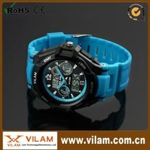 13016 3ATM Japan movement wholesale digital sport watch men