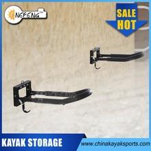 Steel wall Mounted Kayak Storage Rack