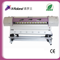 X-Roland 4 color digital textile printing machines prices