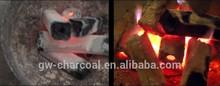 sawdust briquette charcoal for sale