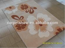 Multicolor children carpet, round carpet rug for children playing area