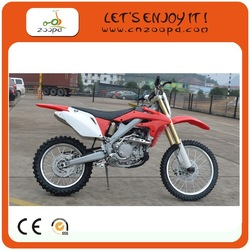 new 250cc dirt bike off road motorcycle CRF model