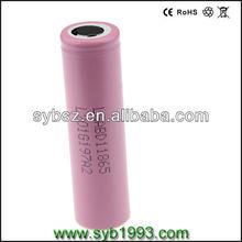 origonal LG 18650 D1 3.7v 3000mah lithium battery for electric unicycle