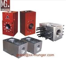 petroleum equipment fluid end module for triplex mud pump