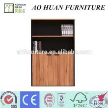 2015 modern design office cabinet, wood filing cabinet office furniture