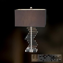 European style high quality table lamp for study room living room