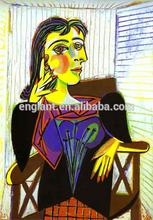 famous picasso reproduction Portrait of Dora Maar oil painting