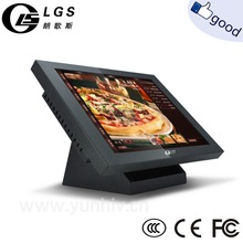 LS730 /17INCH NEW MODEL Touchscreen restaurant pos system/ AIO Pos/ALL IN ONE PC