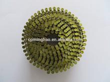 coil nail (manufacture) for nail gun