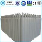 50L TPED High Pressure Seamless Steel Oxygen Cylinder
