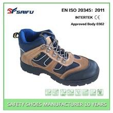 SAIFU brand SF19001 high cut export safety shoes non slip shoe
