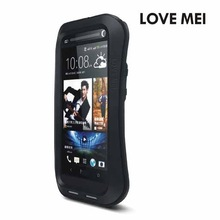 wholesale new metal cell phone case for htc cover, waterproof phone case for htc