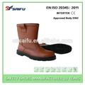 Sf6860 no encaje de aceite de goma minería campo botas de seguridad