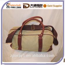 fashion useful canvas travel duffel bag