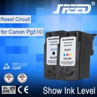 Printer Consumables Refilled Ink Cartridges for Canon 510 Suitable for Canon Pixma IP2700 MP240 MP280 with Free Sample
