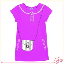 Best popular high quality wholesale dresses for girls of 6 year old