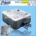 5 asiento plus 1 capa 6 persona tina de agua caliente