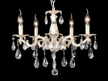 Luxury crystal chandelier light make in china