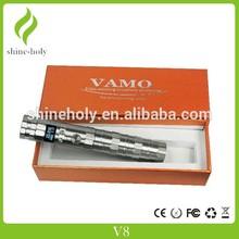 2015 DRY HERB new arrival upgrade Vamo V8 full starter kit vamo v9
