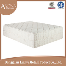 High quality compressed packing memory foam bed mattress cheap sponge mattress with springs