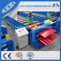 CNC frío acero de la máquina Alibaba China, el proveedor de aluminio Máquina formadora de rollos