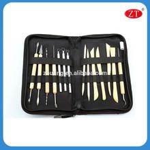 14 tapa dura de piezas de cerámica de arcilla para herramientas de modelado de arcilla