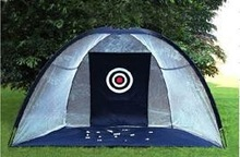 10' *7'*5' golf hitting cage tent