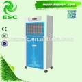 Movable mini-indoor evaporativo refrigerador de água