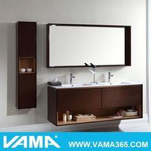 VAMA Modern Rotating Solid Wood Spanish Bathroom Vanity