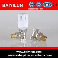 25mm automatic brass thermostatic valves radiator
