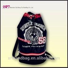 420D Printed Heavy Duty Denim Backpack
