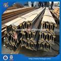 alta qualidade de aço ferroviário trilho de aço trilho de trem