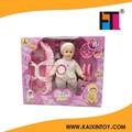 16 pulgadas multifuncional muñeca muñeca de vinilo EN71 / EN62115 estándar