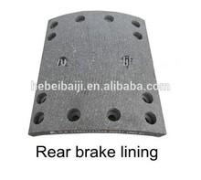 SINOTRUK Original HOWO Brake liningWG9231342068 rear break