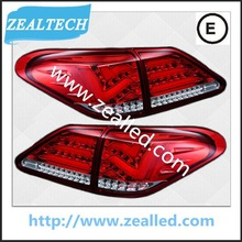 Free shipping with Auto LED Brake Lights deep red LED Light for LEXUS RX270 RX350 RX450h GGL GYL AGL10 2009.01~