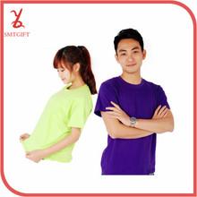 MY18 Cheap cotton t shirt printing wholesale couple t-shirt custom