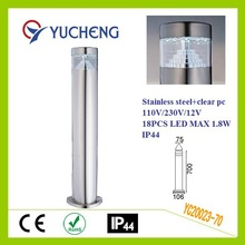 Yucheng YC20023-40 Stainless steel outdoor floor lamp