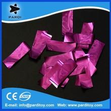Hotsale nightclub branded tissue paper, mylar metallic confetti
