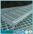 verificador de placa de aluminio suelo de rejilla
