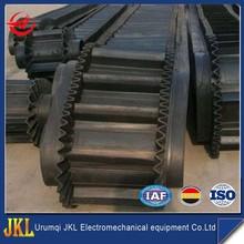 Cleated Sidewall Rubber Conveyor Belt,Elevator Conveyor Belt