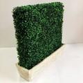 Alta qualidade da grama artificial parede/cerca para decoração