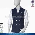 2015 de la alta calidad bragas de la capa hombre de los trajes, Chaleco para traje