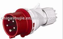 CEE 3P+N+E Industrial Plug & sockets
