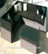 Best selling miami outdoor furniture sofa set