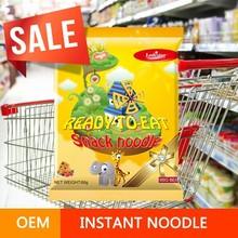 Korean Ramen Noodles / Instant Noodles OEM / Professional Food Factory