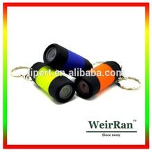 (1500061) Wholesale USB Cheaper Mini LED Torch Keychain USB Flashlight