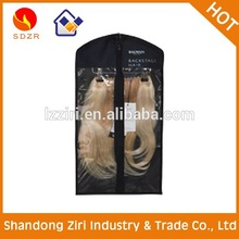 2015 new hair extension package ,hair extension bag