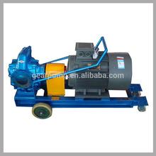 Mobile car pump unit Ac 380v oil pump, portable oil pump, mobile pump with big or little flow