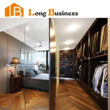 LB-AL3039 Open design wooden closet