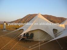 DESERT TENTS canvas big canopy tent star tent